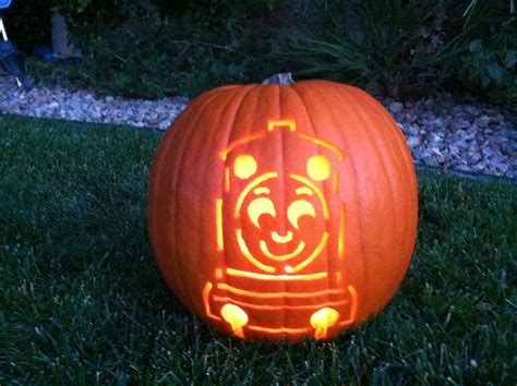 best photos of train pumpkin template thomas train
