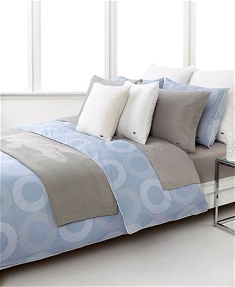 Lacoste Bedding Sets Closeout Lacoste Bedding Comforter And Duvet Cover Sets Bedding Collections Bed