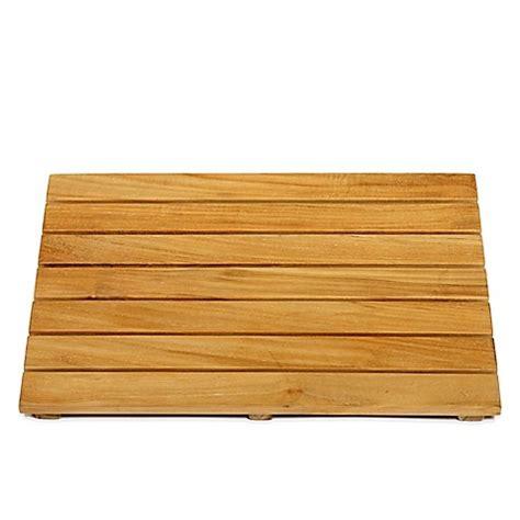 Bed Bath And Beyond Shower Mat arb teak amp specialties teak wood shower mat bed bath
