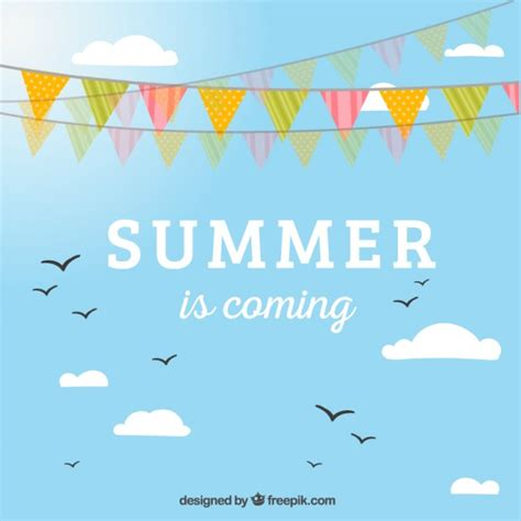 new year bunting vector summer bunting background vector free