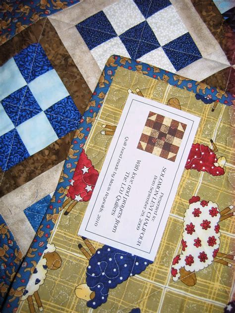 Quilt Labels On Computer dayspring quilter march 2014