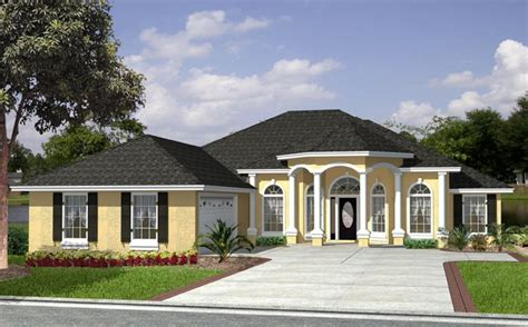house plans with garage in front courtyard garage and full basement beach house plan alp