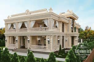 House Desinger luxury exterior in dubai house facade design abu dhabi 187