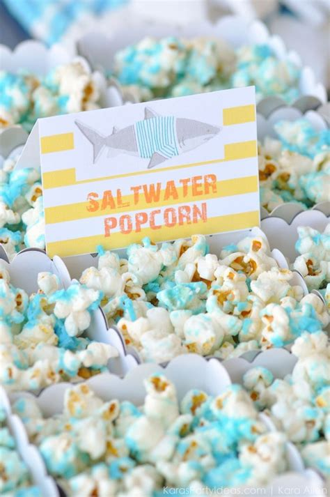 Popcorn Box Baby Shark the 25 best popcorn baby showers ideas on