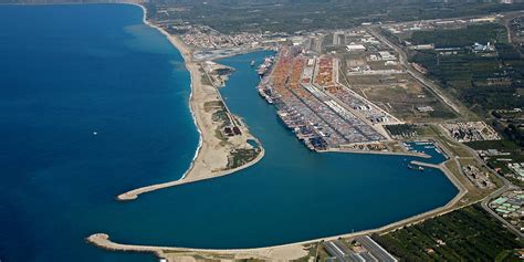 gioia tauro port port of gioia tauro deepening and consolidation of the
