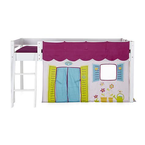 Tente Pour Lit Enfant by Tente Pour Lit Mi Haut Welcome Lits Enfants Meubles