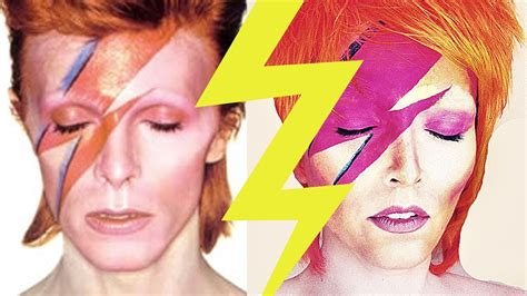 ziggy stardust aladdin sane make up kandee johnson