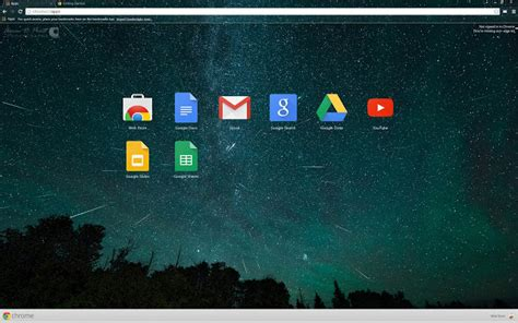 google wallpaper shop perseid meteor shower chrome web store