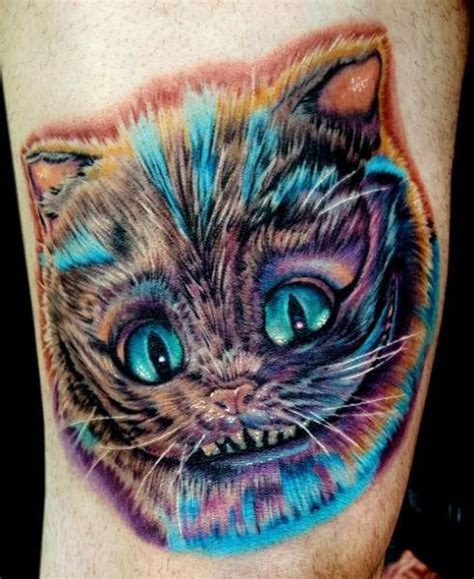 tattoo cat alice wonderland 28 nice alice in wonderland tattoos desiznworld