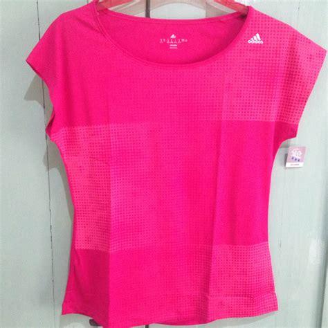 Harga Kaos Reebok Wanita terjual pakaian olahraga pria wanita adidas kaos running