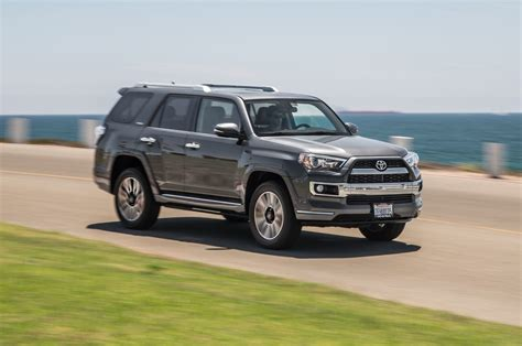 toyota limited 2015 toyota 4runner limited 4x4 review first test