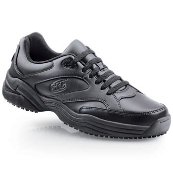 shoes for crews twx black s non skid athletic