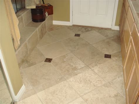 Floor Tile Installation How To Install Bathroom Floor Tile How Tos Diy Minimalist Kitchen Flooring Installation Home