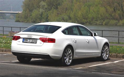 Audi A5 2014 White by Audi A5 2014 White Image 6