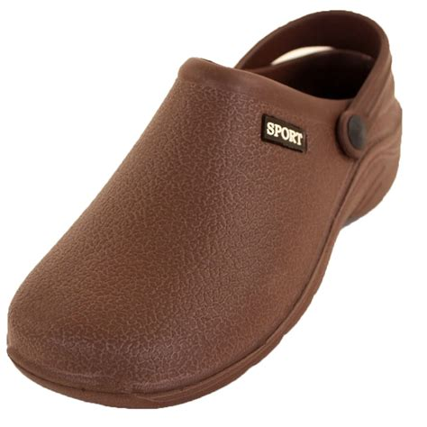 clogs sandals for womens clogs shoes garden water slip on mule sandal rubber