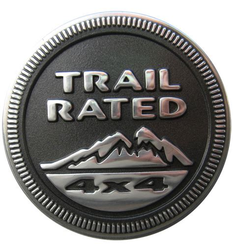 Jeep Trail Badge Jeep Logos The J 10 Chronicles