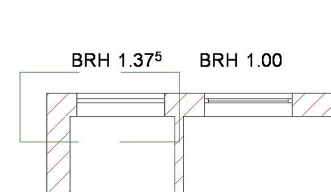 Darstellung Fenster Ansicht by Grundriss Darstellung Autodesk Autocad Revit Architecture