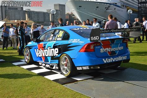 Volvo S60 V8 Supercar unveiled (video)   PerformanceDrive