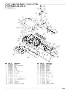 yard king lawn mower parts diagram yard free engine image for user manual