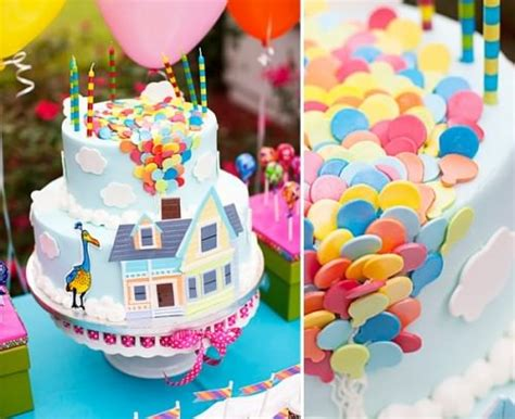 disney up themed birthday party 45 disney movie inspired kid parties wow tip junkie