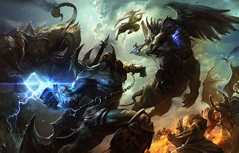 featured map dota defense   ancients warcraft