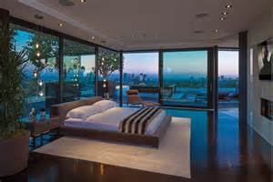 glass bedroom glass walled bedroom interior design ideas