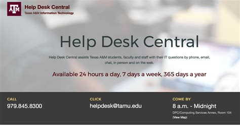 tamu it help desk tamu help desk central hours best home design 2018