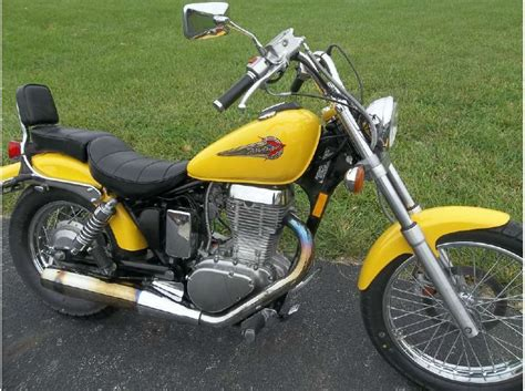1996 Suzuki Savage 1996 Suzuki Savage For Sale On 2040 Motos