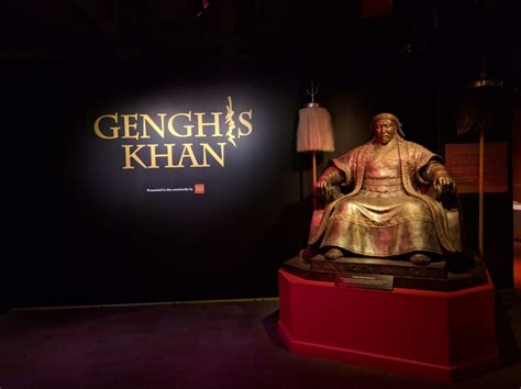 The Chronicle Ofjengis Khan mongols china and the silk road in usa from nov 19 2016 april 30 2017 exhibition