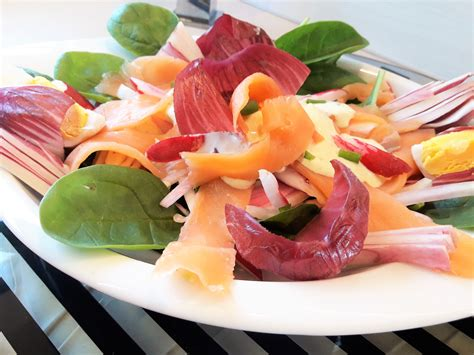 cuisine nordique recettes salade nordique la recette facile par toqu 233 s 2 cuisine