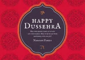 happy dussehra greeting card templates by canva