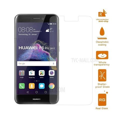 My User Tempered Glass Huawei P8 Lite for huawei p8 lite 2017 honor 8 lite mobile tempered