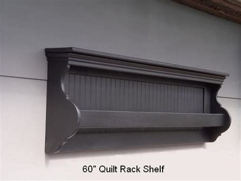 Quilt Rack Shelf by Quilt Racks And Shelves