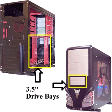 drive bay computer case faq what is a 3 5 quot inch drive bay