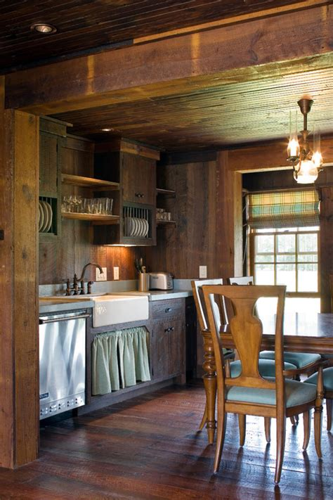 10 Rustic Spaces We From 10 Beautifully Rustic Kitchen Spaces 237 Que