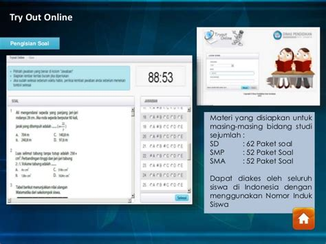membuat database ujian online contoh database ujian online fontoh