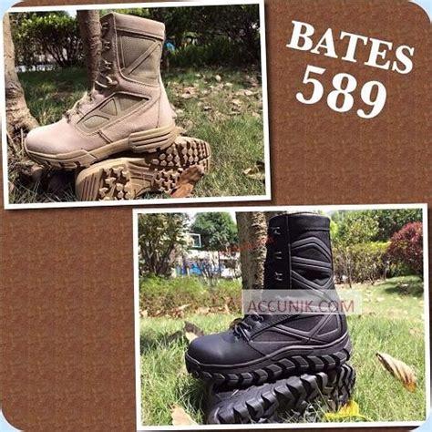 Sepatu Boots Bates sepatu pdl boot bates tinggi hitam dan gurun aneka ukuran