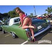 The Hot Blonde Babes From Lowrider Magazine  Gears And Girls