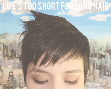 Short Hair Meme - short hair meme cable car couture
