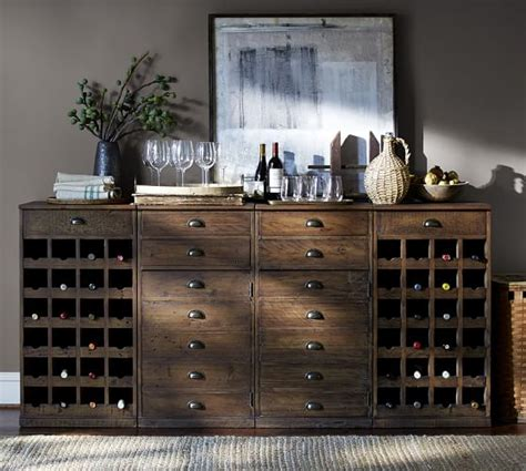 Build Your Own Buffet Cabinet by Build Your Own Wallace Reclaimed Wood Modular Cabinets