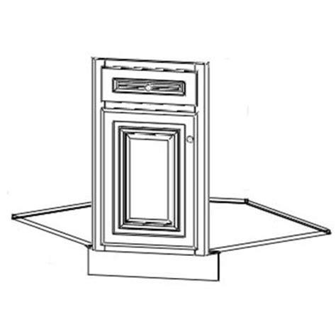 diagonal corner base kitchen cabinets classic white shaker base corner cabinets