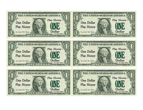 fake million dollar bill template and 11 best images of