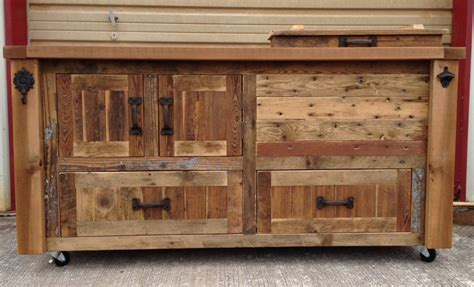 reclaimed barnwood kitchen cabinets barn wood furniture custom reclaimed or barnwood furniture bar cabinets wooden