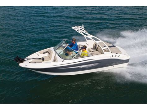 chaparral fish and ski boats chaparral h2o 19 ski and fish 2016 new boat for sale in