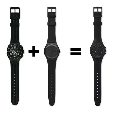 Swatch Chrono Plastik Susl400 los relojes new chrono plastic de swatch
