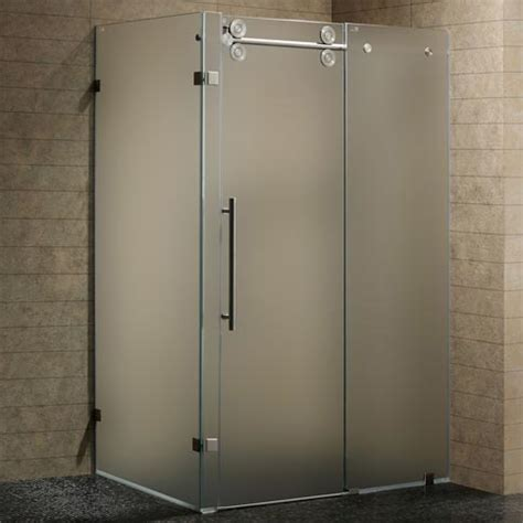 Buy Glass Shower Doors Buy Vigo Frameless Glass Shower Doors At Discounted Prices