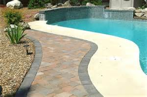Patios And Pools by Patios And Pools Ever Green Yards Amp Stonescapes