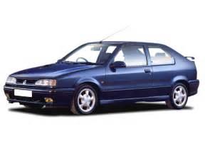 Renault 19 16v Renault 19 16v Executive 5dr Hatchback 1996 41