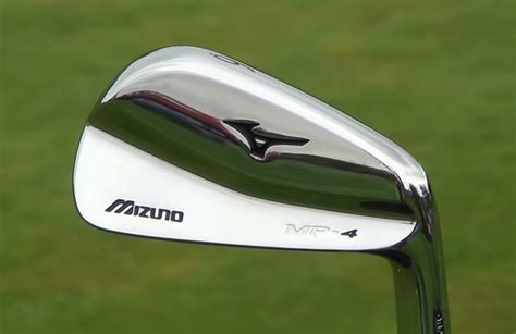 the best mp mizuno mp 4 irons review golfalot