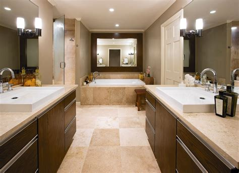 best tile for bathrooms the 7 best bathroom flooring materials